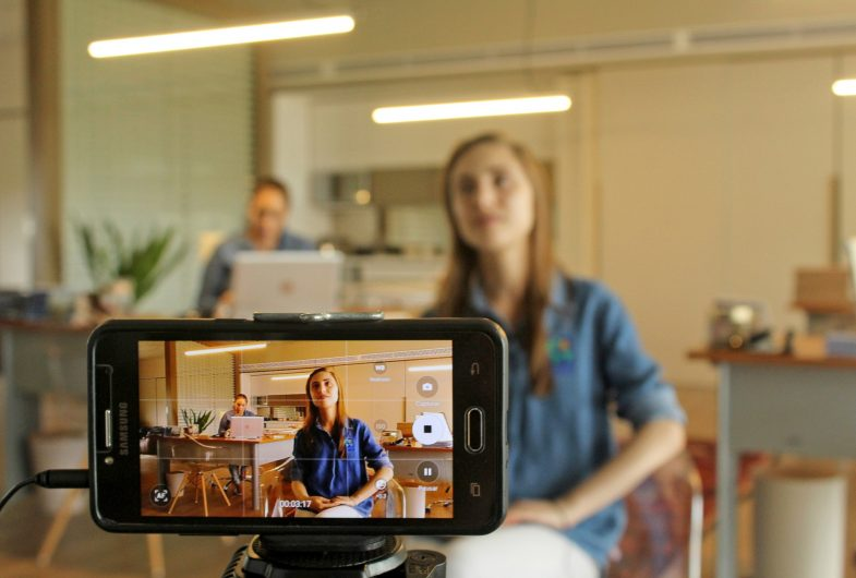 動画撮影はスマートフォンでもキレイ!
